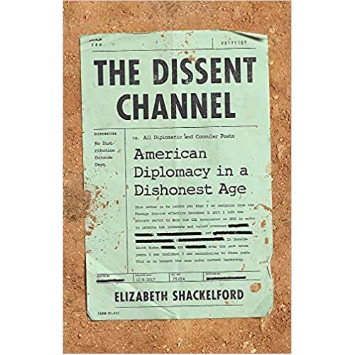 The Dissent Channel book cover