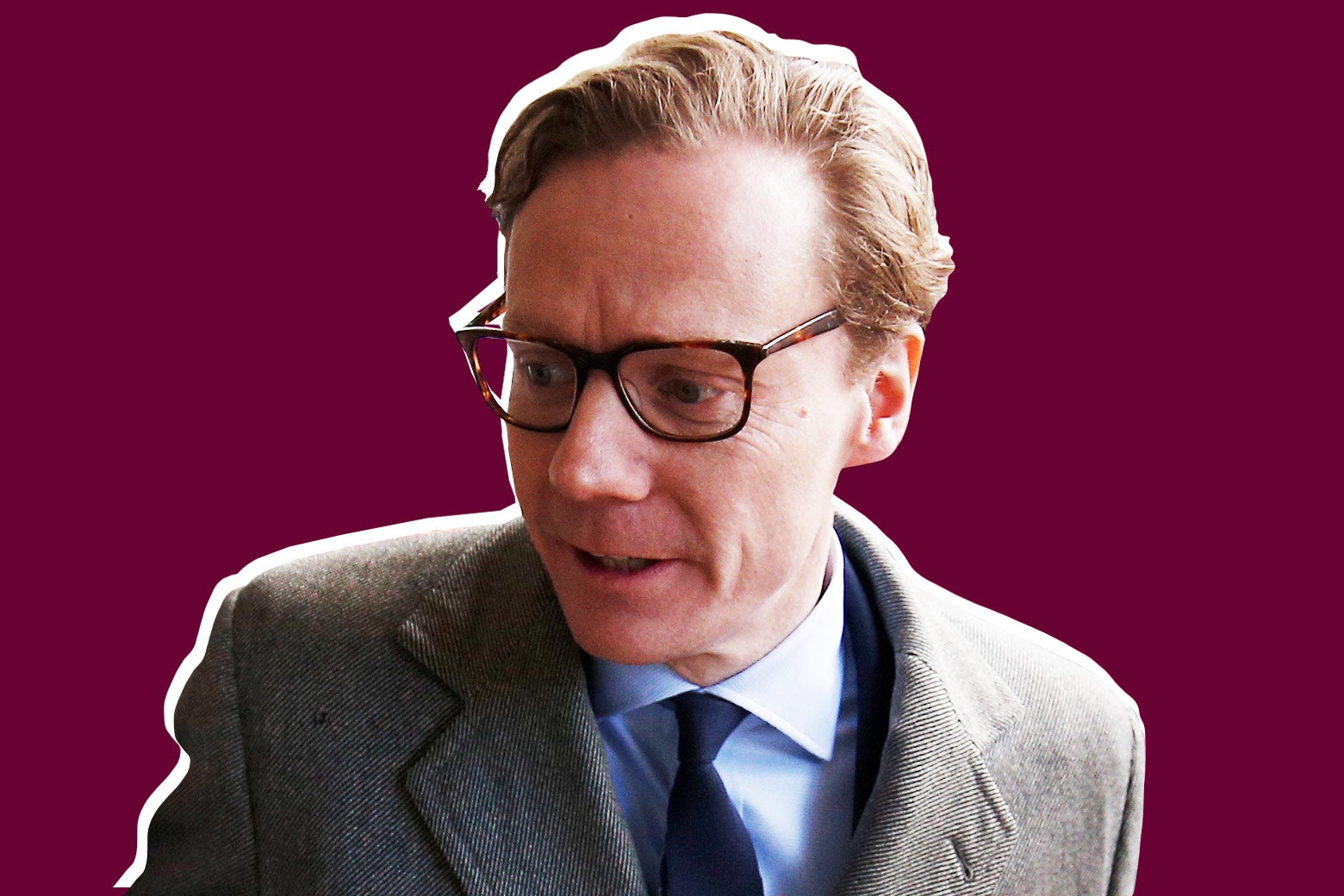 Former Cambridge Analytica CEO Alexander Nix.