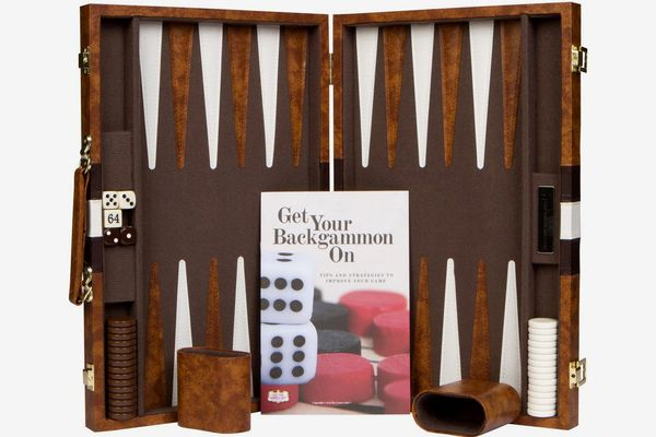Get The Games Out Top Backgammon Set