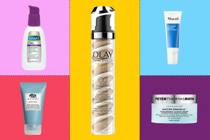 The Best Moisturizers for Oily Skin, According to Dermatologists