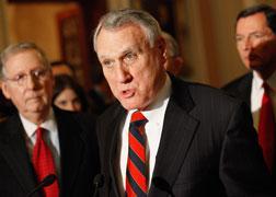 Senate Minority Whip Jon Kyl. Click image to expand.