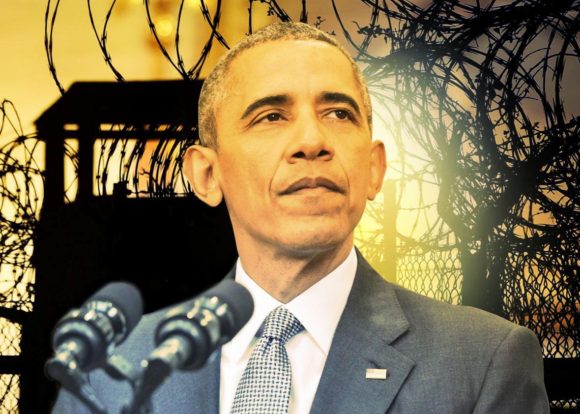 Barack Obama, Gitmo