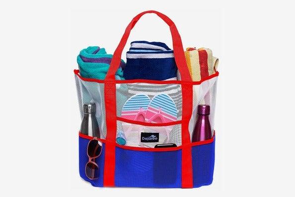 Dejaroo Mesh Beach Bag