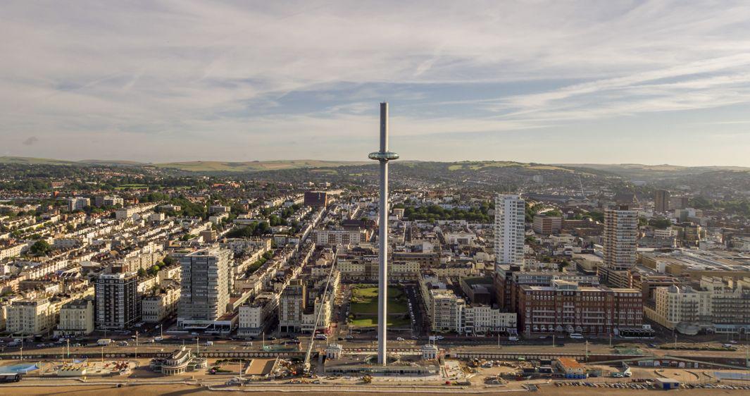 British Airways i360 Drone image 6 Credit Visual Air