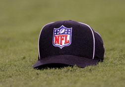NFL hat.
