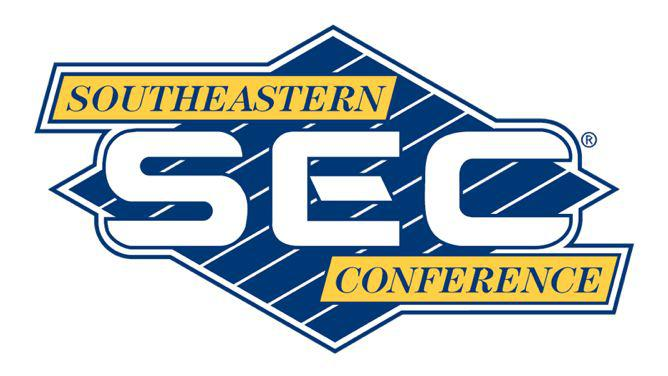 The SEC's anti-modern logo evokes Southern tradition, authenticity.