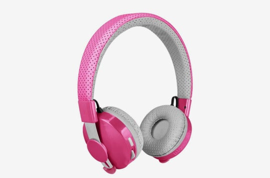 LilGadgets Untangled Pro Premium Children's Wireless Bluetooth Headphones.