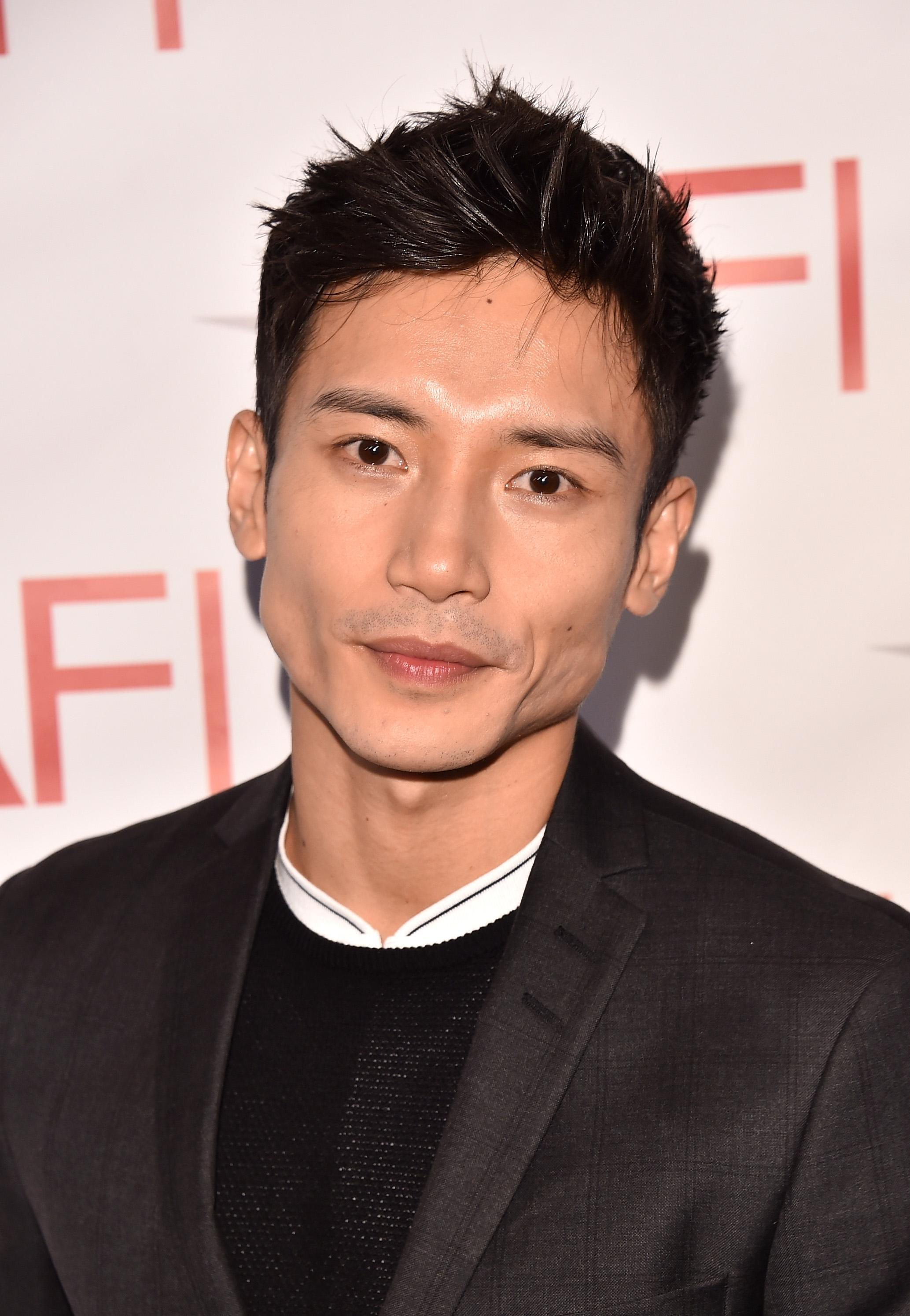 LOS ANGELES, CA - JANUARY 05:  Manny Jacinto attends the 18th Annual AFI Awards at Four Seasons Hotel Los Angeles at Beverly Hills on January 5, 2018 in Los Angeles, California.  (Photo by Alberto E. Rodriguez/Getty Images)