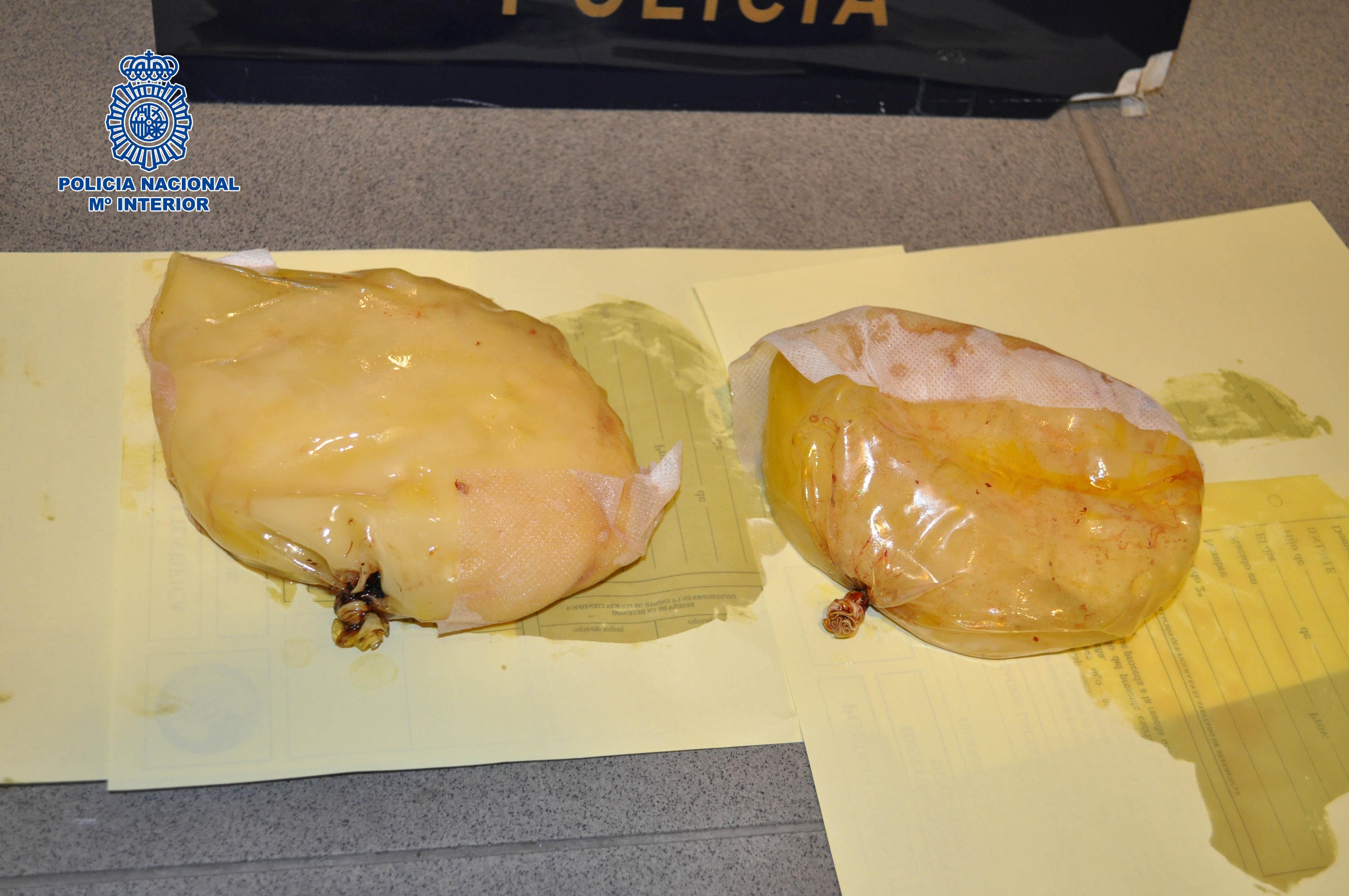 Cocaine Implants