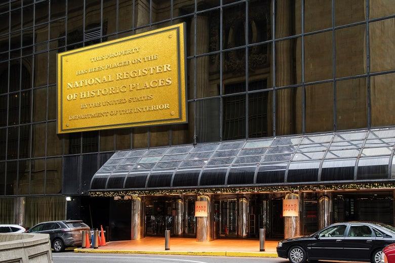 Landmark Donald Trump's Buildings