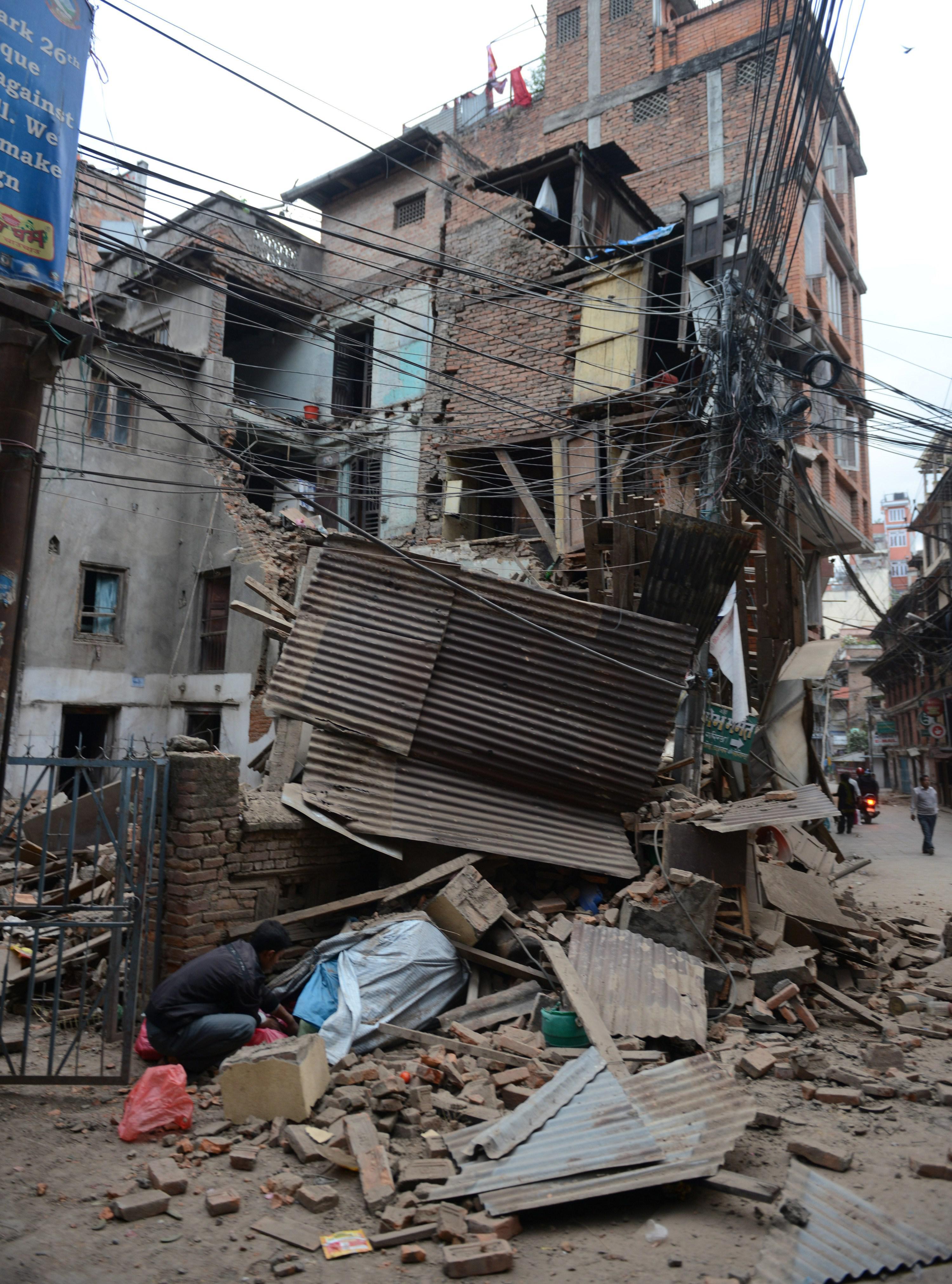 "Nepal earthquake was ""nightmare waiting to happen."""
