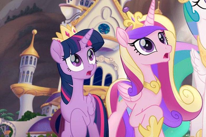 My Little Pony: The Movie.