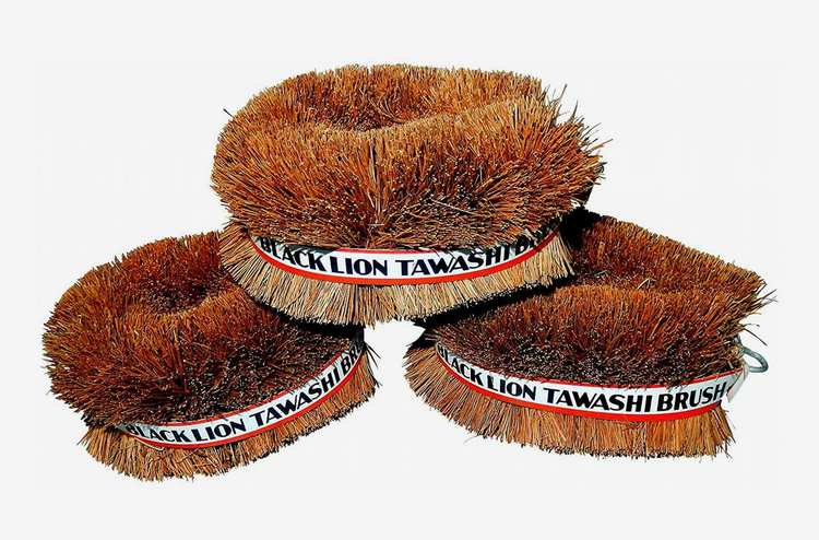 Japanese Tawashi Brushes for Cleaning Fruits and Vegetables and Other Household Cleaning