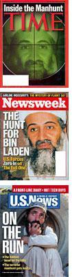 Time, Newsweek, and U.S. News & World Report