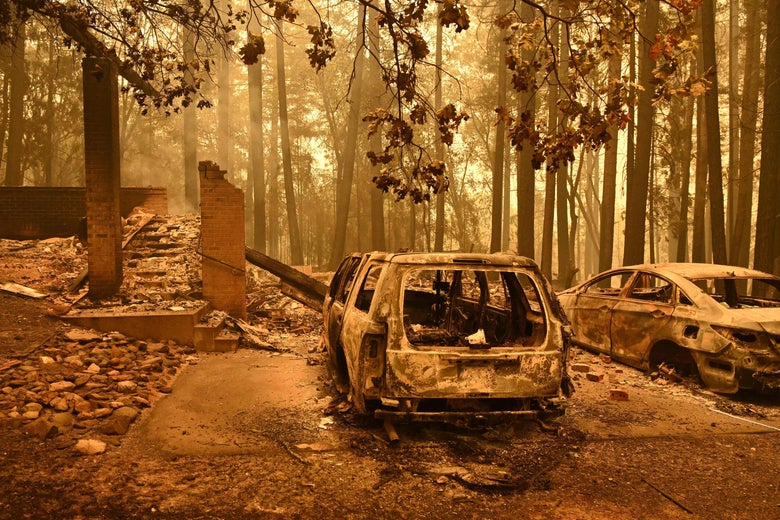 More Than 80 Huge Wildfires Rage in U.S. as Country Braces for New Heat Dome