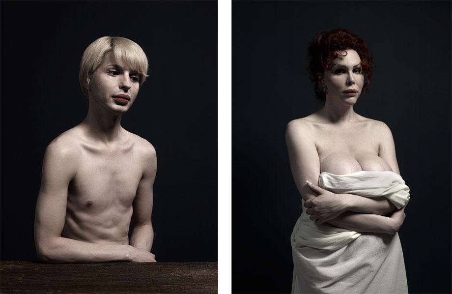 Angel 2009 (l) Yvette 2008