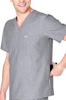 Figs Chisec Three-Pocket Scrub Top for Men