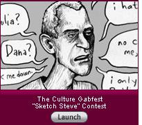 Click here to launch a slide show on Stephen Metcalf sketches.