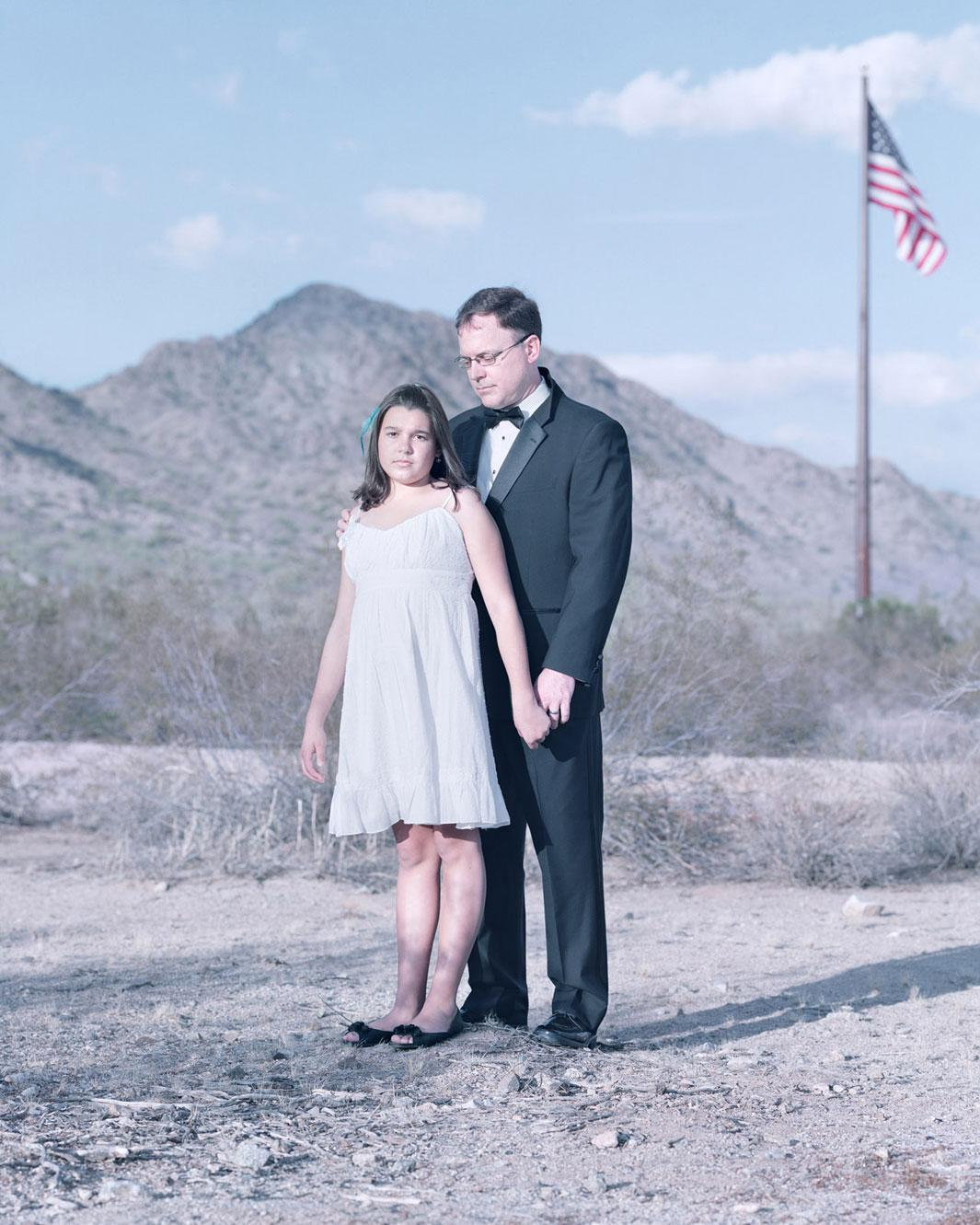 Jenna and Jeff Clark, Chandler, Arizona.