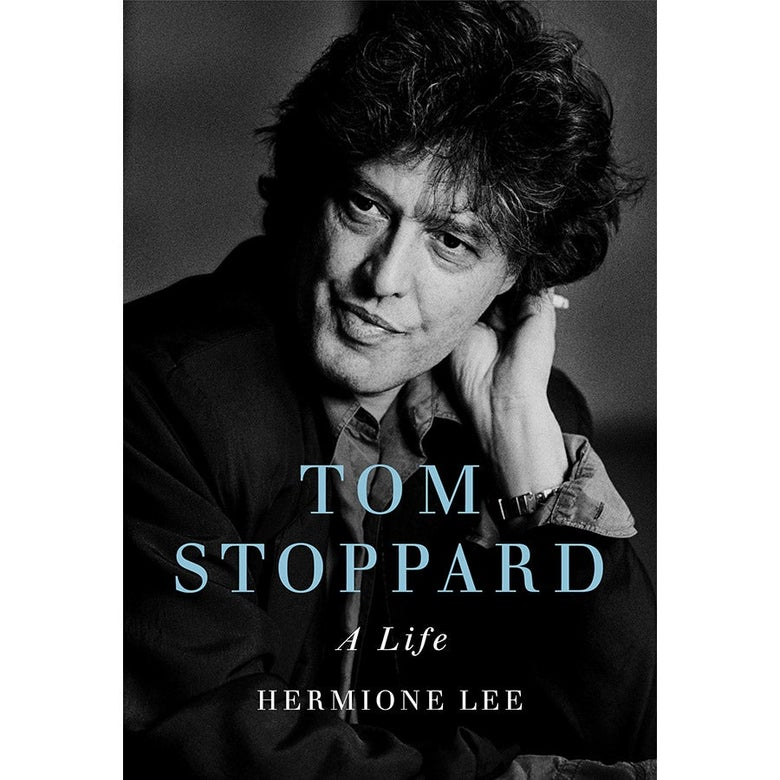 Cover of Tom Stoppard: A Life