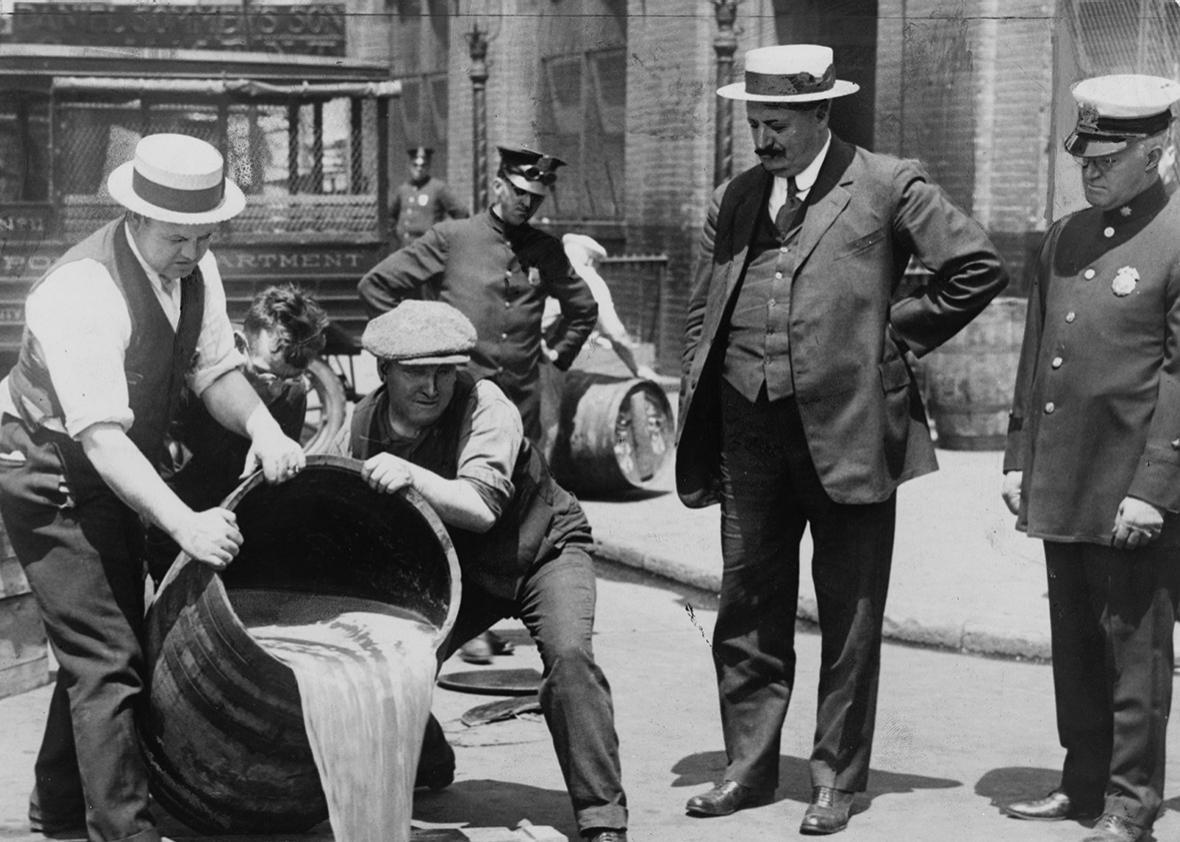 Prohibition NYC