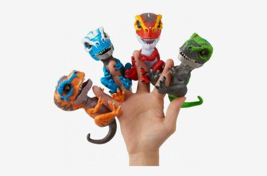 Fingerlings Untamed T-Rex.