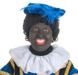 Dutch black Pete.