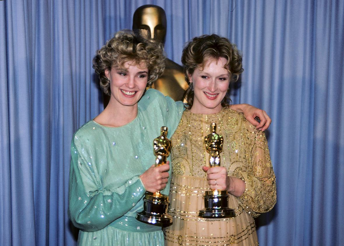 In praise of 1970s and 1980s Oscar style e4ed40fd3