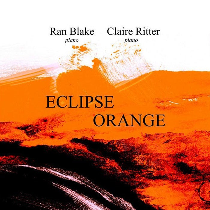 Eclipse Orange album cover.