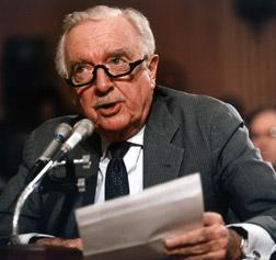 Walter Cronkite in 1991. Click image to expand.