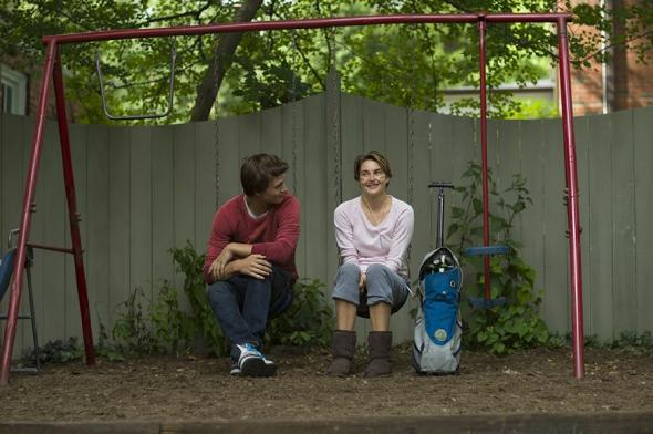 The Fault In Our Stars Review The Sick Flick Reinvented With