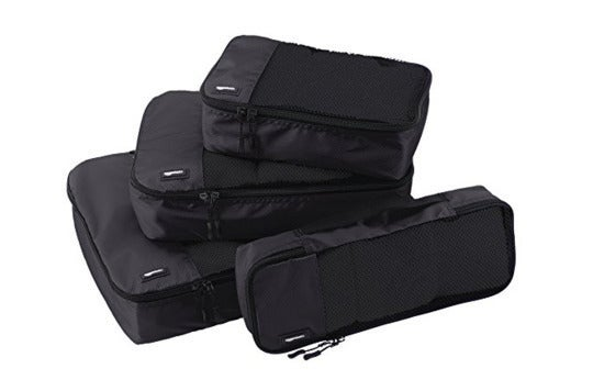 Four-set of packing cubes.