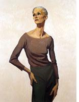 Skinny Woman by Currin