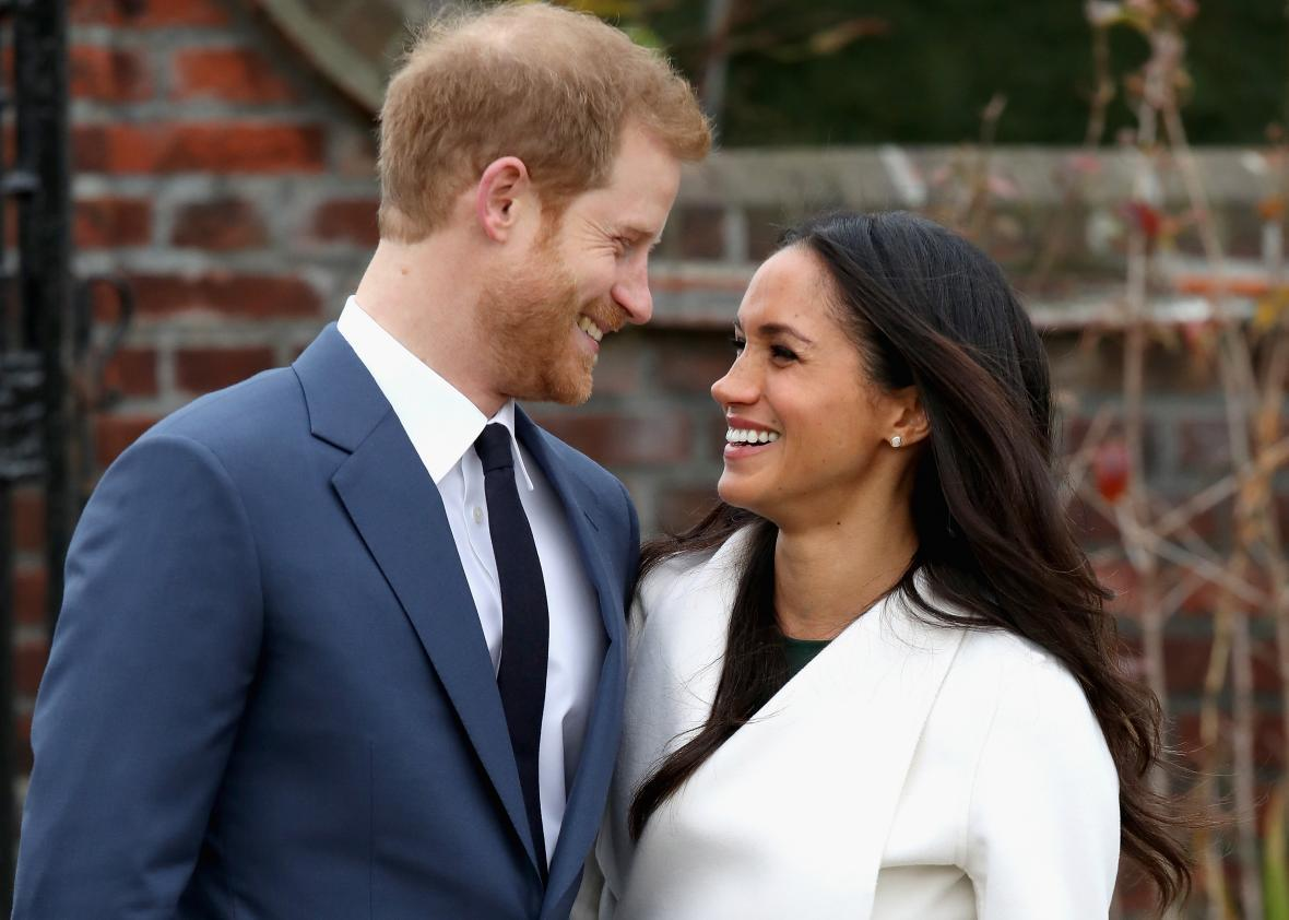 Bumble inserts itself into the Prince Harry–Meghan Markle engagement