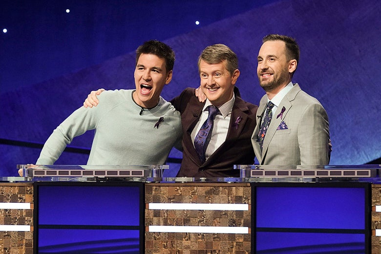 On Jeopardy! The Greatest of All Time, Trivia Champs Are Becoming Reality Stars