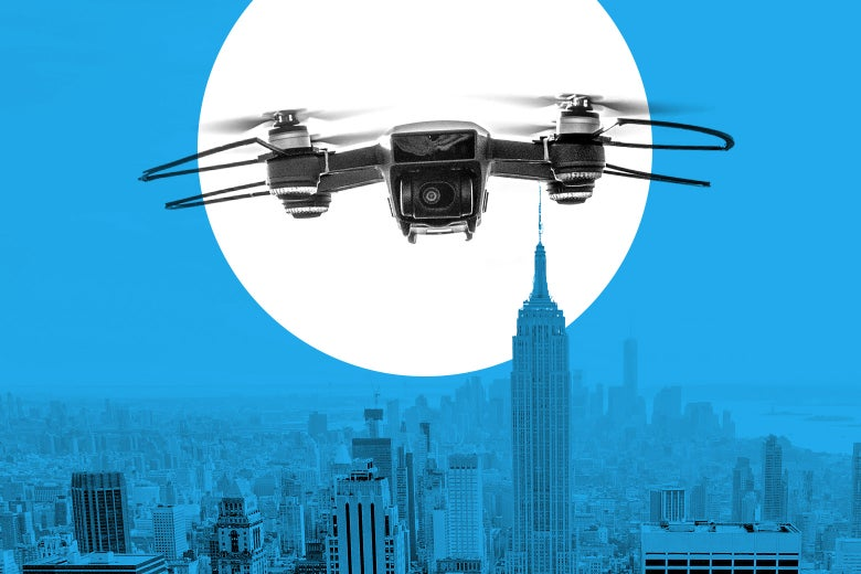 New York Police Department drones require stronger privacy regulations.