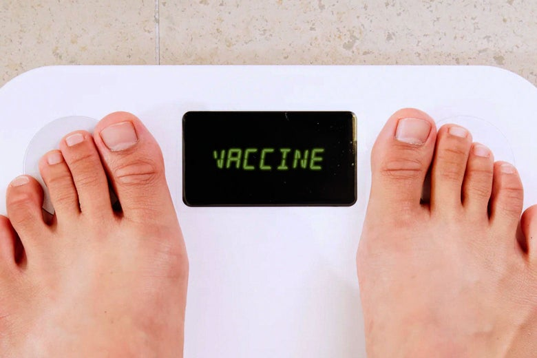 """I Am Fat. To Get the Vaccine, I Had to Say I Am """"Obese."""" - Slate"""
