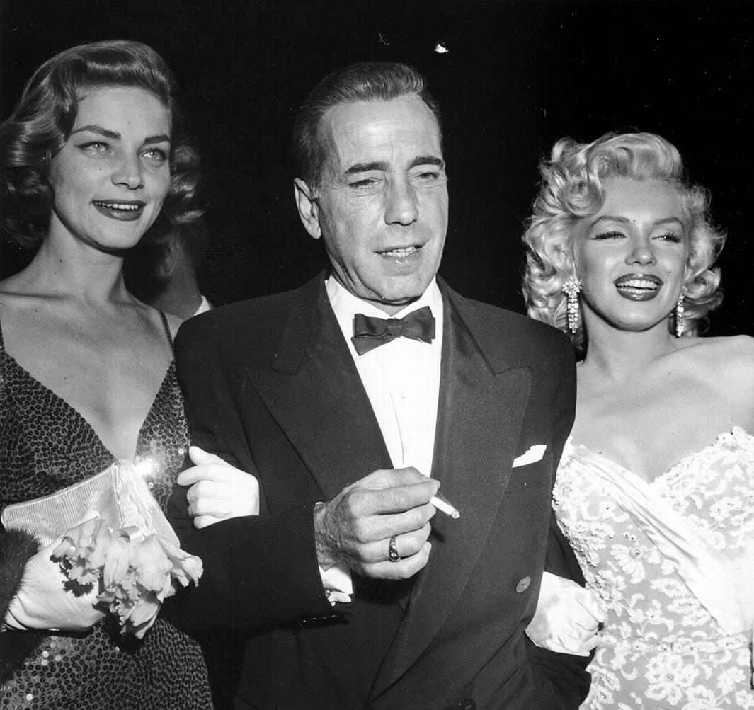 Lauren Bacall, 1953