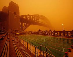 Dust storm. Click image to expand.