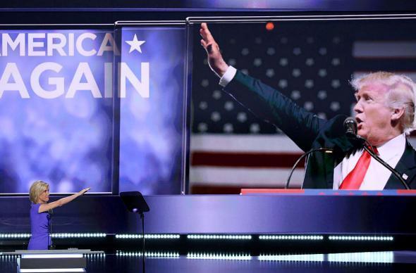 "Laura Ingraham's ""Nazi salute,"" examined"