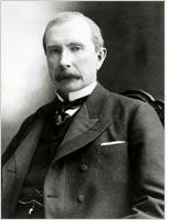 John D. Rockefeller. Click image to expand.