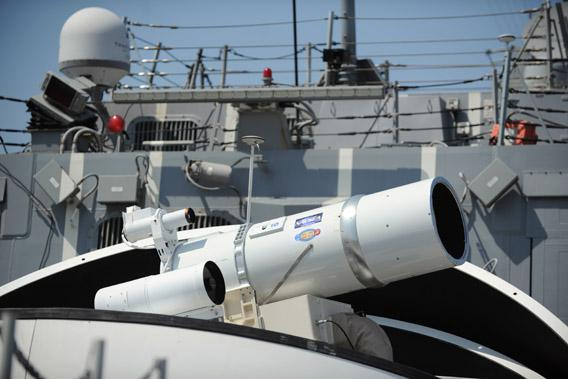 Laser warfare: Why are we just now deploying the first laser weapons?
