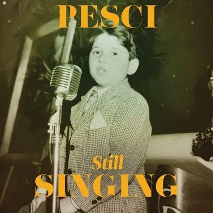 Still Singing album cover.