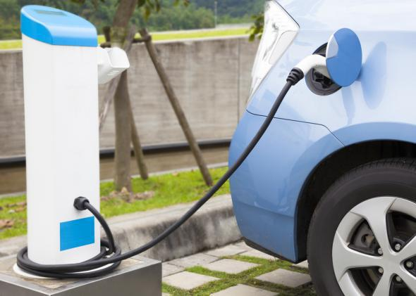 Palo Alto electric-vehicle charging law