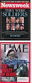 Newsweek and Time
