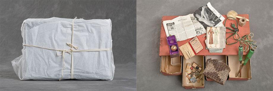 Willard Suitcases. Jon Crispin.