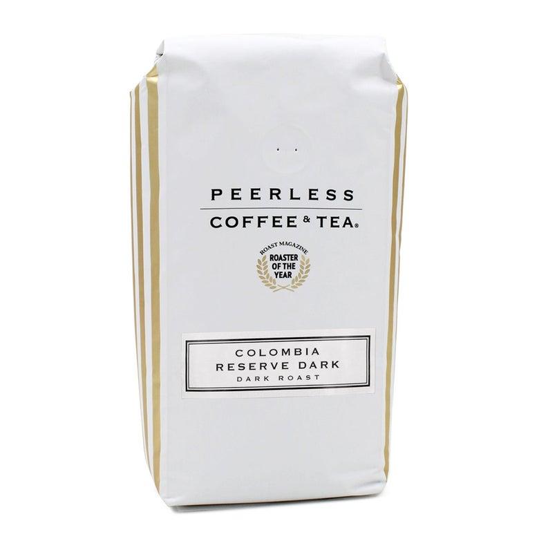 Peerless Colombia Reserve Dark Coffee, 1 Lb.