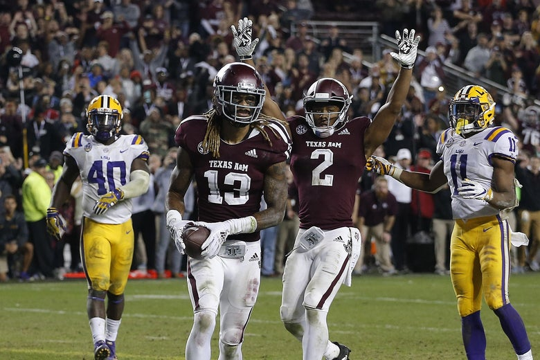 Texas A&M-LSU, 74-72 in seven overtimes: What the hell ...