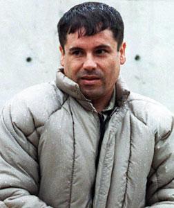 "Joaquín ""El Chapo"" Guzmán. Click image to expand."
