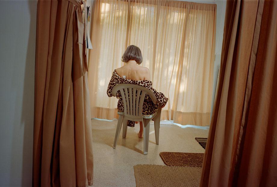 Thilde Jensen Canaries Silicone Victim. Prescott, Ariz., 2011.
